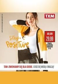 Gazetka promocyjna Textil Market - Zmieniamy się dla Ciebie - TXM - ważna do 09-11-2020