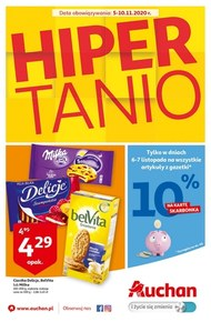 Hiper promocje w Auchan!