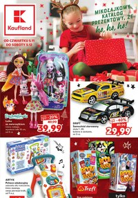 Gazetka promocyjna Kaufland - W świątecznym nastroju w Kaufland! - ważna do 05-12-2020