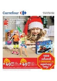 Świąteczna gazetka Carrefour!