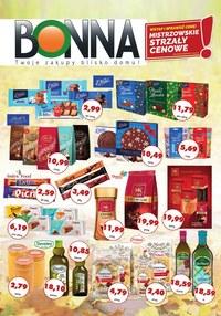 Gazetka promocyjna Bonna - Promocje w sklepach Bonna - ważna do 30-11-2020