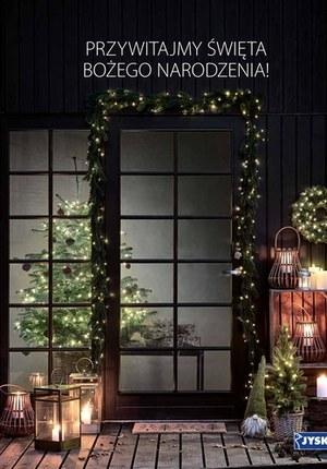Gazetka promocyjna Jysk - Katalog świąteczny Jysk