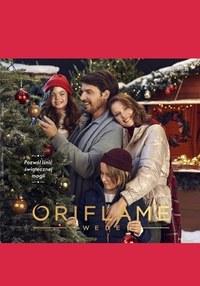 Gazetka promocyjna Oriflame - Pozwól lśnić świątecznej magii Oriflame