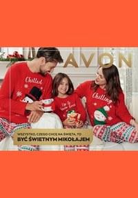 Gazetka promocyjna Avon - Avon - wszystko czego chcę na święta