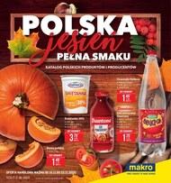 Smaki jesieni w Makro