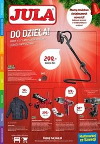 Gazetka promocyjna Jula - Do dzieła z Jula! - ważna do 22-11-2020