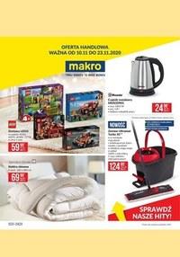 Gazetka promocyjna Makro Cash&Carry - Promocje w sklepach Makro - ważna do 23-11-2020