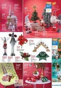 Gazetka promocyjna E.Leclerc - E.Leclerc - świat zabawek i dekoracji