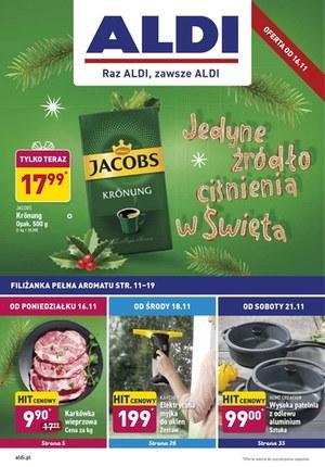 Gazetka promocyjna Aldi - Aldi - oferta tygodnia
