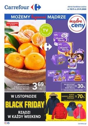 Gazetka promocyjna Carrefour - Możemy kupować mądrze Carrefour!
