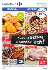 Gazetka promocyjna Carrefour - Carrefour - kupuj z ochotą - ważna do 16-11-2020