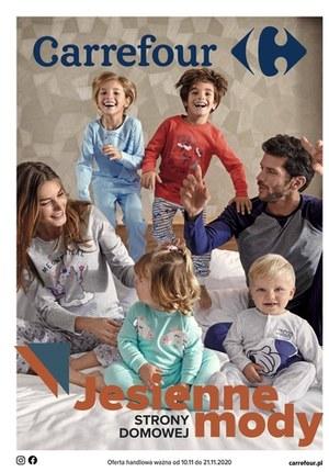 Gazetka promocyjna Carrefour - Jesienna moda w Carrefour