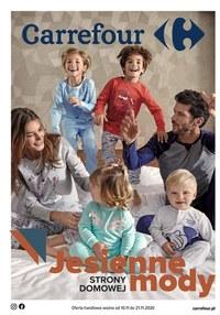Gazetka promocyjna Carrefour - Jesienna moda w Carrefour - ważna do 21-11-2020