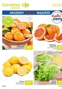 Gazetka promocyjna Carrefour Express - Carrefour Express - możemy kupować mądrze - ważna do 16-11-2020