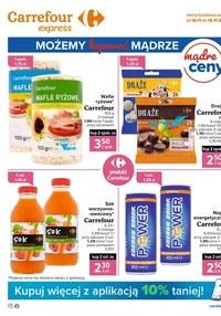 Gazetka promocyjna Carrefour Express - Oferta handlowa Carrefour Express - ważna do 16-11-2020