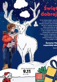 Gazetka promocyjna Biedronka - Wielka księga zabawek -Biedronka