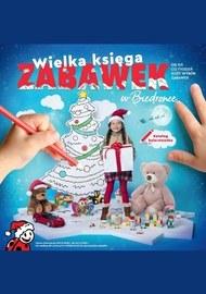 Wielka księga zabawek -Biedronka