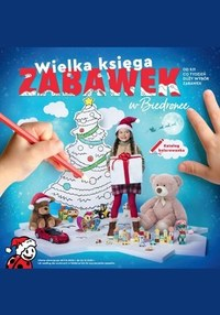 Gazetka promocyjna Biedronka - Wielka księga zabawek -Biedronka - ważna do 24-12-2020