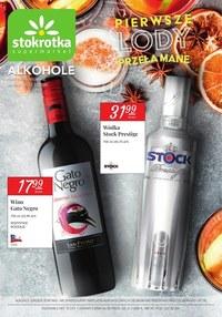 Gazetka promocyjna Stokrotka Supermarket - Oferta alkoholowa Stokrotka - ważna do 02-12-2020