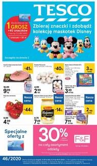Zdobądź kolekcję maskotek Disney z Tesco!