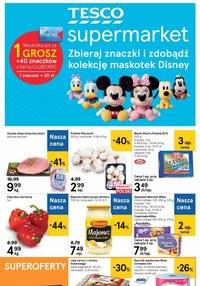 Gazetka promocyjna Tesco Supermarket - Jeszcze więcej okazji w Tesco Supermarket - ważna do 18-11-2020