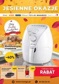 Gazetka promocyjna Telezakupy Mango - Telezakupy Mango - jesienne okazje - ważna do 31-12-2020