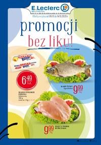 Gazetka promocyjna E.Leclerc - E.Leclerc Bełchatów oferta handlowa - ważna do 14-11-2020