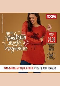 Gazetka promocyjna Textil Market - TXM - zmieniamy się dla Ciebie - ważna do 17-11-2020