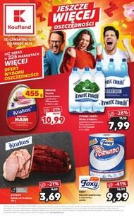 Kaufland - jeszcze więcej oszczędności