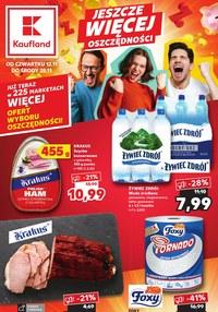 Gazetka promocyjna Kaufland - Kaufland - jeszcze więcej oszczędności