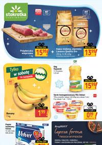 Gazetka promocyjna Stokrotka Supermarket - Super oferty w sklepach Stokrotka Supermarket - ważna do 18-11-2020