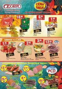 Gazetka promocyjna PSS Społem Nowy Sącz - Promocje na każdy dzień tygodnia w PSS Nowy Sącz - ważna do 23-11-2020