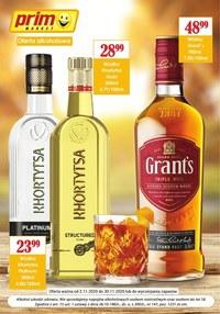 Gazetka promocyjna Prim Market - Oferta alkoholowa Prim Market - ważna do 30-11-2020