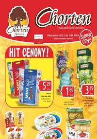 Gazetka promocyjna Chorten - Promocje w Chorten! - ważna do 18-11-2020