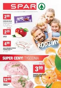 Gazetka promocyjna SPAR - Rodzinne promocje w SPAR - ważna do 17-11-2020