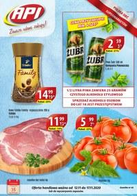 Gazetka promocyjna Api Market - Promocje w sklepach Api Market - ważna do 17-11-2020