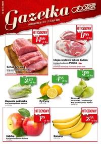 Gazetka promocyjna Społem Kielce - Super oferty w Społem Kielce - ważna do 23-11-2020