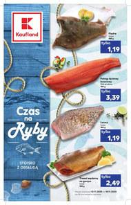 Na ryby z Kaufland!