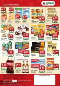 Gazetka promocyjna MALINKA Market - Super ceny w Malinka Market