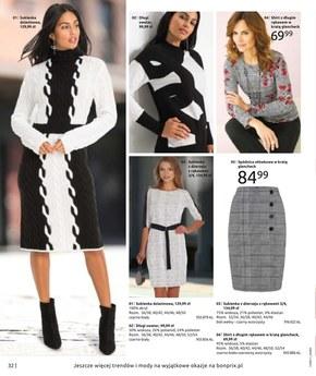 Hity mody na święta w BonPrix