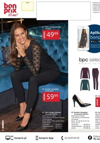 Gazetka promocyjna BonPrix - Hity mody na święta w BonPrix