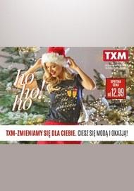 Katalog świąteczny TXM