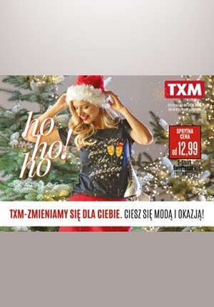 Gazetka promocyjna Textil Market - Katalog świąteczny TXM