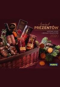 Gazetka promocyjna Makro Cash&Carry - Oferta prezentów w Makro - ważna do 24-12-2020