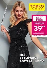 Gazetka promocyjna Takko Fashion - Stylówka z Takko Fashion - ważna do 25-11-2020