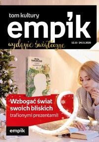 Gazetka promocyjna EMPiK - Wzbogać świat swoich bliskich - Empik - ważna do 24-11-2020
