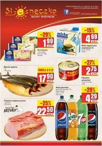 Gazetka promocyjna Słoneczko - Super oferty w sklepach Słoneczko - ważna do 22-11-2020