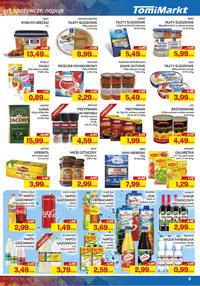Gazetka promocyjna TomiMarkt - Promocje dla całej rodziny w TomiMarkt!