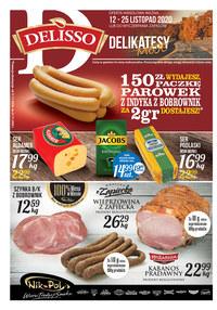 Gazetka promocyjna Delisso - Promocje w sklepie Delisso - ważna do 25-11-2020