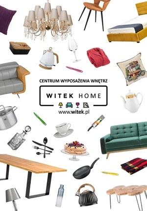 Gazetka promocyjna Witek's - Witek Home - Centrum wyposażenia wnętrz